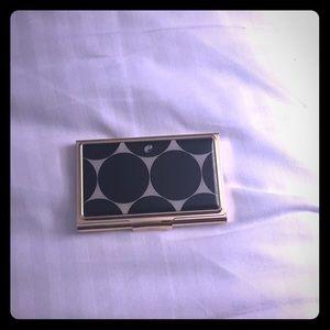 Brand new Kate Spade card holder